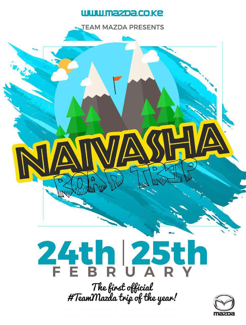 Naivasha Roadtrip